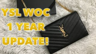 YSL WOC 1 YEAR UPDATE + REVIEW! | Mimi Le