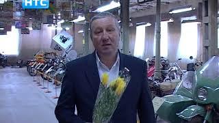 Поздравление с 8 марта - Сергей Зырянов