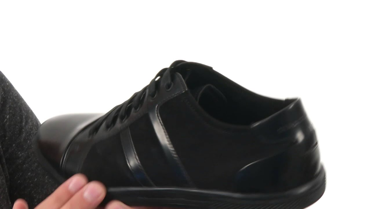 Kenneth Cole New York Double Knot Black Men
