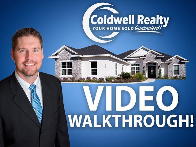 WALKTHROUGH - 7709 SE 22 Terrace Ocala, FL 34480   Coldwell Realty