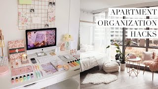Gambar cover APARTMENT ORGANIZATION HACKS - keeping it clean & tidy ✨ Vlog #3