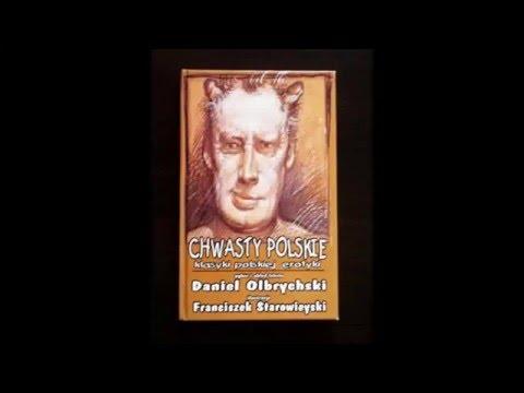 Chwasty Polskie czyta Daniel Olbrychski( część 1)