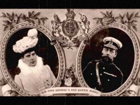 HM Queen Mary ♔ HM King George V   Tribute