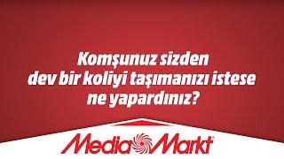 media markt sana komşun kadar yakın
