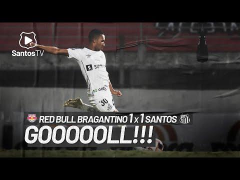 RED BULL BRAGANTINO 1 X 1 SANTOS | GOL | PAULISTÃO (01/05/21)