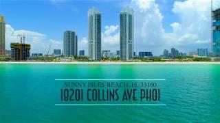 Gorgeous Sunny Isles Penthouse | 18201 Collins Ave #PH01, Sunny Isles Beach, FL 33160
