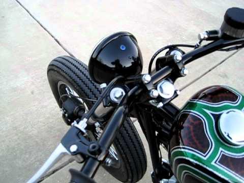 1977 Kawasaki KZ400 Street Tracker By Maindrive Cycle