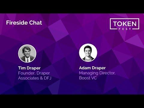 Fireside Chat with Tim Draper and Adam Draper