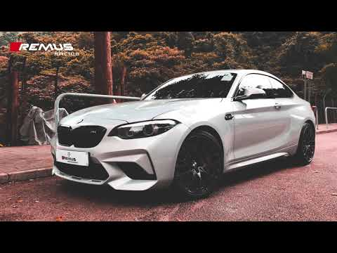 REMUS Exhaust BMW M2 Competition