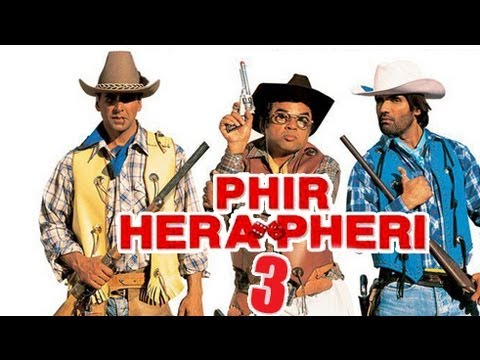 Hera Pheri 4 is listed (or ranked) 35 on the list The Best Abhishek Bachchan Movies