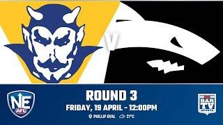 2019 NEAFL - Round 3 - Canberra v Southport