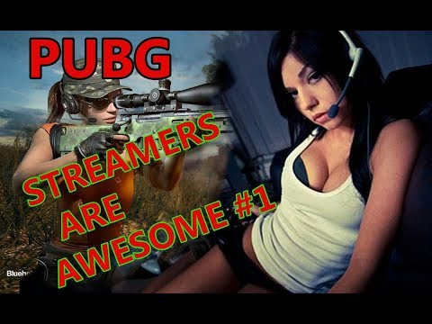 PUBG Streamers Are Awesome #1 ft. C9 Shroud, TSM Viss, and more