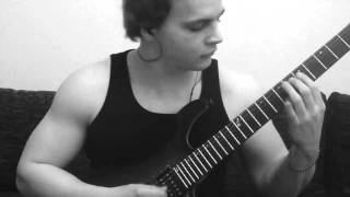 Protest The Hero - Palms Read Guitar Cover