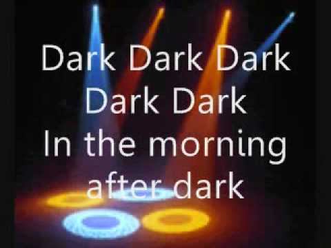 Morning After Dark Lyrics - Timbaland Ft. Nelly Furtado & SoShy.wmv