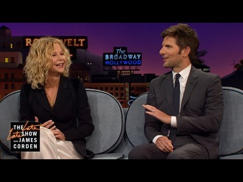 Adam Scott & James Are Huge Meg Ryan Fans
