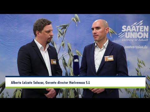 Haferkongress 2020   Alberto Loizate, Geschäftsführer Harivenasa S.L., Noain (Spanien)