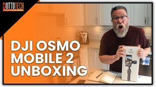 DJI Osmo Mobile 2, Unbox and Review: Is it worth it?