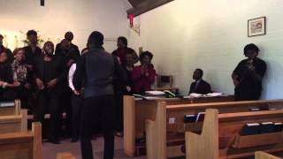 "Meharry Gospel Choir- ""Come Thou Almighty King"""