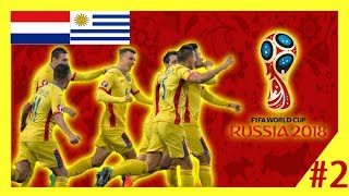 MECI DE INFARCT! / Romania - Uruguay / Optimi de Finala Cupa Mondiala 2018