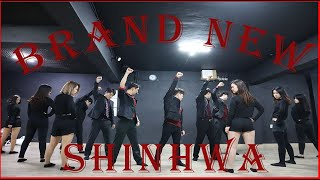 [FD]SHINHWA-BRAND NEW /cover dance by Free Dream