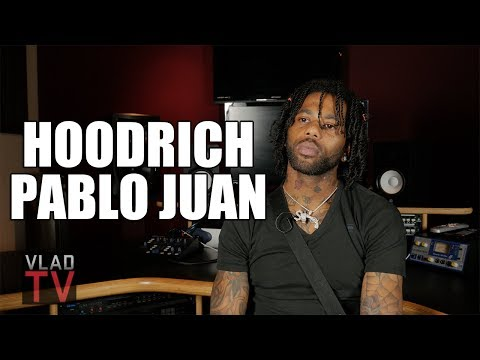 "Hoodrich Pablo Juan on the Atlanta ""Red Dogs"" Raiding his Home"