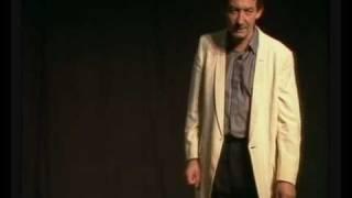 Pierre Desproges - La Provence - Théâtre Fontaine