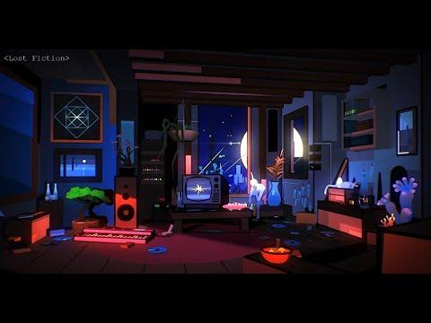 24/7 Lofi Radio | study/chillhop mix | mediation | sleep | work | relaxing music | vaporwave radio