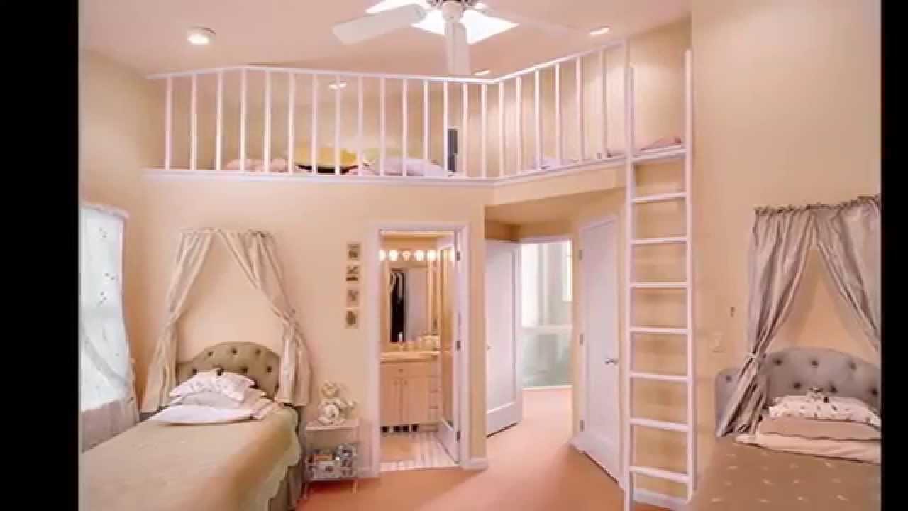 Princess Room Designs !! Kids Room designs for girls ...