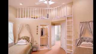 Princess Room Designs !! Kids Room Designs For Girls - Interior Furniture Cheap Small Spaces