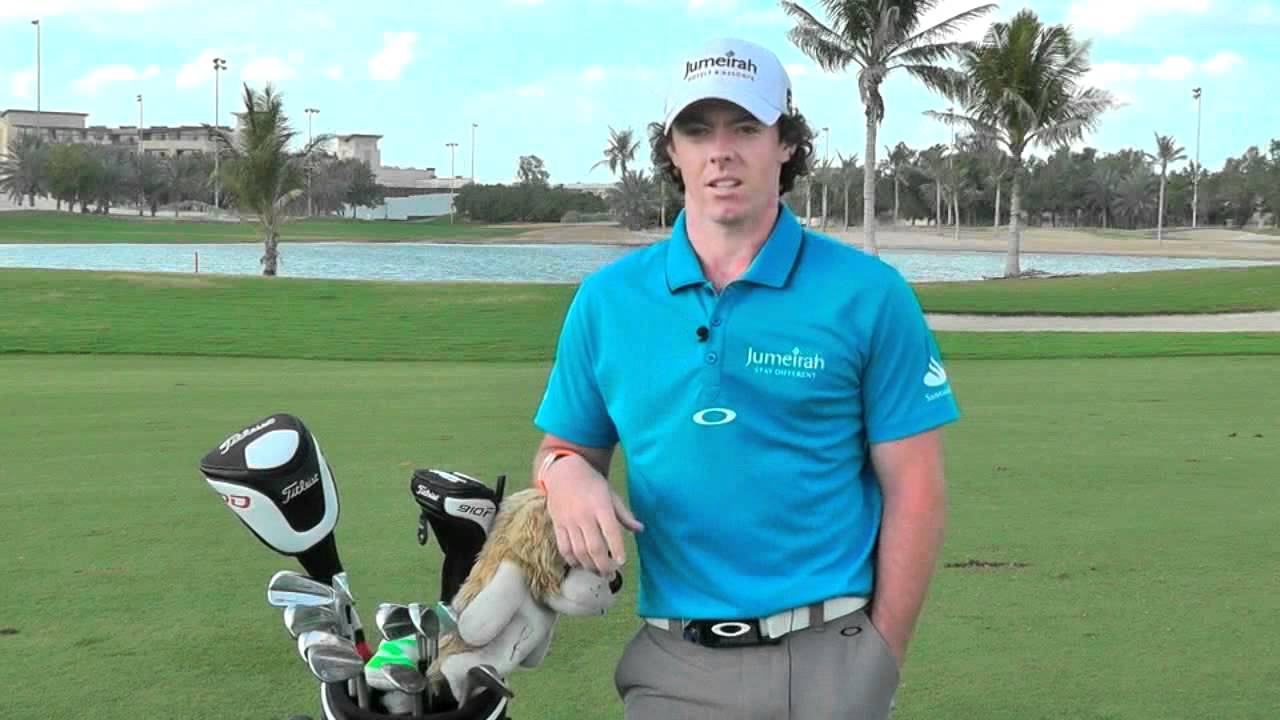 Rory Mcilroy What S In The Bag Youtube