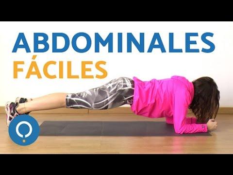 Rutina De Abdominales Fáciles Para Chicas Youtube