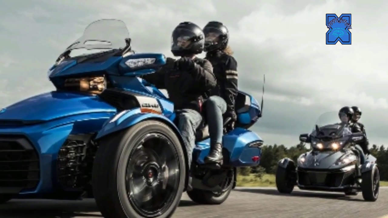 2019 Can Am Spyder Rt Limited 2018 All New Youtube