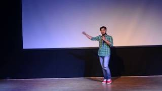 Standup Comedy by Mechanical Engineer