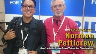 Entrevista a Norman Petticrew - Chlor*Rid