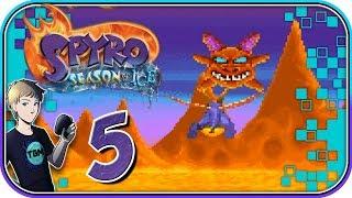 Spyro Season of Ice - Part 5: A Weird Speedway