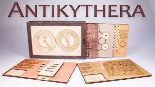 Solving the Legendary Antikythera Puzzle Series!!