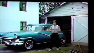 "Back in 1986. There was a man and his ..1956 Fairlane ""Breathless"" drove her 20 years......"
