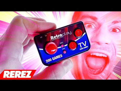 Worst Plug & Play Console Ever 2 - Rerez
