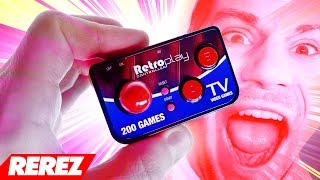 Worst Plug & Play Console Ever 2 - Rerez