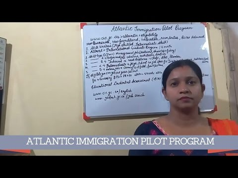 Canada Atlantic Immigration Pilot Program [ AIPP ] : All You Need to Know
