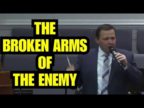 """The Broken Arms Of The Enemy"" – Jimmy Toney"