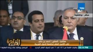 خاص لـ مساء القاهرة  - يحاور نائب الامين العام لجامعة الدول العربية