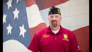 I Am The American Legion Family: Mike Monserud