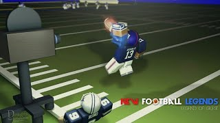 Legendary Football Roblox THE CATCH THAT MADE ODELL FAMOUS!!😱😱