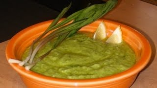 Ramp Pesto Recipe