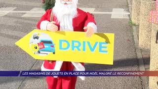 Yvelines | Les magasins de jouets en place pour Noël malgré le reconfinement