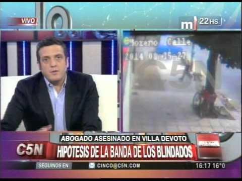 C5N - POLICIALES: ASESINARON A ABOGADO DE NARCOS (PARTE 4)