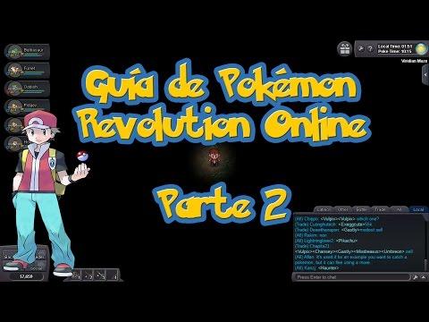 Guía de Pokémon Revolution Online - Parte 2 / Cómo conseguir un Pokémon de regalo en Viridian Maze