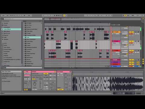 Breakcore Secrets In Ableton Live (no Plug-ins Used) Free Project Folder Download