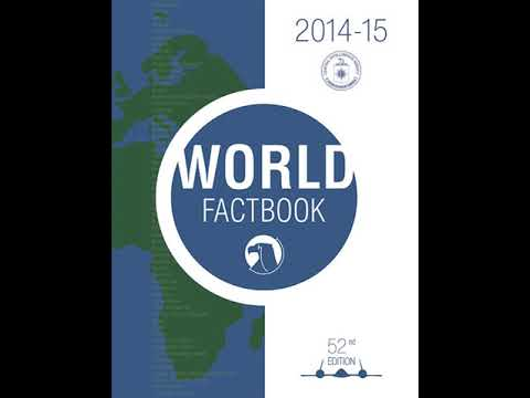 The World Factbook | Wikipedia audio article